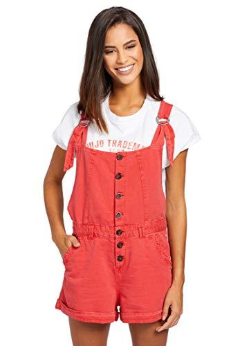 Femme Pantalon Rouge Pantalon Khujo Salopette Salopette Rouge Pantalon Femme Khujo Femme Salopette Rouge Khujo 67qS6aRw