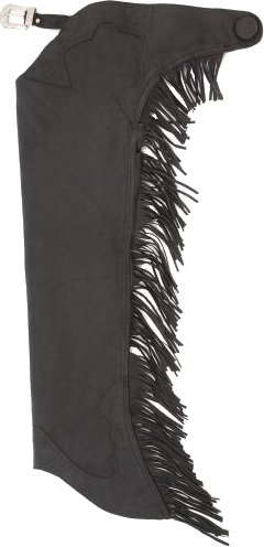 (Tough 1 Youth Luxury Suede Chaps)