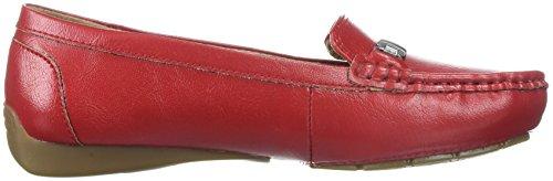 Womens Lifestride Stile Di Guida Viana Loafer Rosso Fuoco
