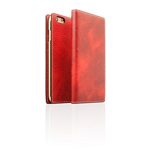 Click to buy SLG Design D7 Edition Italian Wax Case for Iphone 6/6s (RED) - From only $197.17