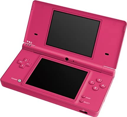 Amazon.com: Nintendo DSi - Pink: Video Games