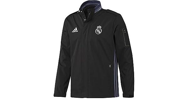 Adidas Real Madrid CF Trav Chaqueta 4186734d6297e