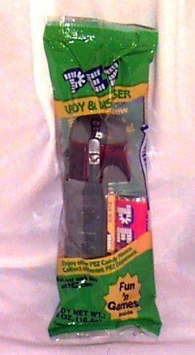 - Star Wars Boba Fett PEZ Dispenser