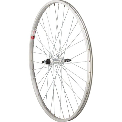 Sta Tru Silver ST735 36H Rim Rear Wheel (700X35) (Road Bike Wheels Set)