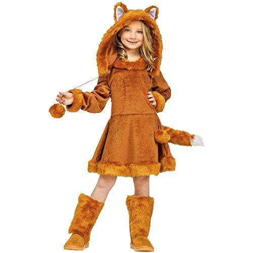 Sweet Fox Child Costume - Large
