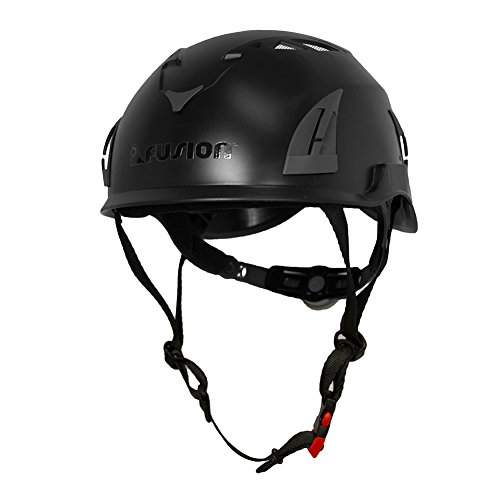 Fusion Climb Meka Climbing Bungee Zipline Mountain Construction Safety Protection Helmet