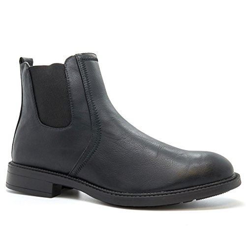 Stivali Nero Uomo London Footwear Black 40 Chelsea g7qwPw8