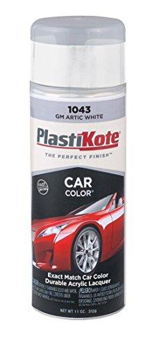 PlastiKote 1043 GM Arctic White Automotive Touch-Up Paint - 11 (1995 Isuzu Rodeo Reviews)