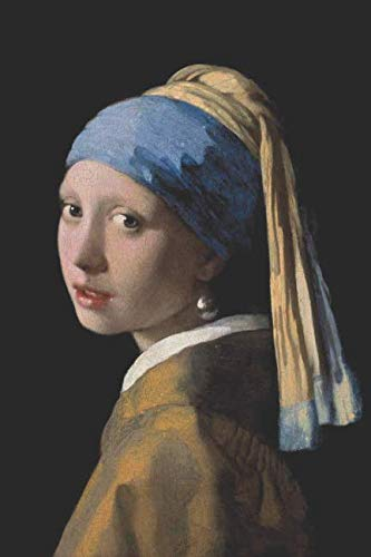 Girl with a Pearl Earring Johannes Vermeer (Girl With The Pearl Earring Book)