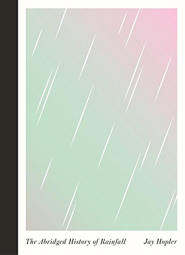 The Abridged History Of Rainfall (McSweeney's Poetry Series)