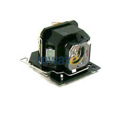 Mwave Lamp for HITACHI HCP-60X Projector Replacement with Housing [並行輸入品]   B07DLP67CW