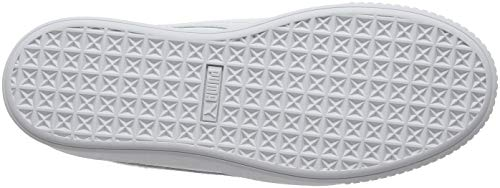 Lux Ath Platform Scarpe 01 Da White Puma Donna White Kiss Ginnastica Bianco puma Wn's puma Basse BtqWRxUxn