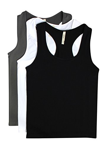 8998904b454 Pack Plus Racerback Seamless Camisole product image
