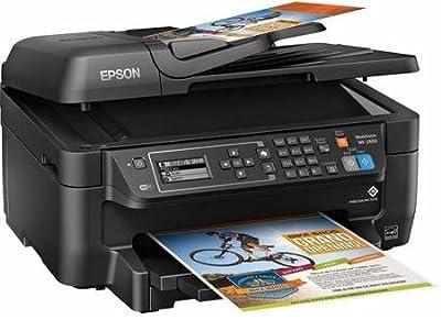 Epson WorkForce WF-2650 All-In-One Printer/Copier/Scanner/Fax Machine - 2 year warranty