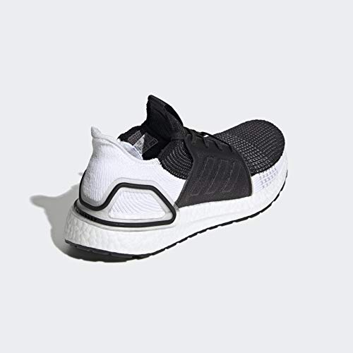 adidas Men's Ultraboost 19, Black Grey, 9 M US