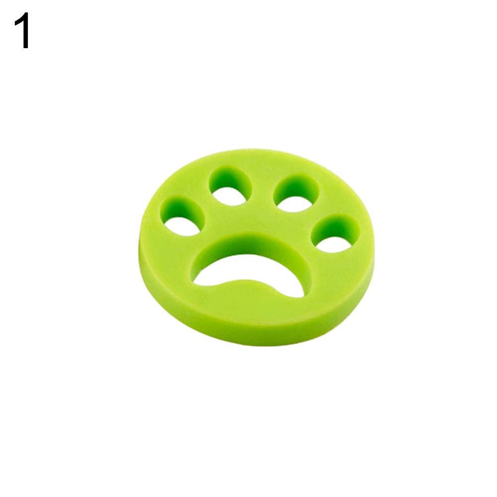 Plastik AchidistviQ Kunststoff-Fusselentferner Tierhaarentferner Fusself/änger Reinigungswerkzeug f/ür W/äschetrockner Waschmaschine Trockner Tierhaarentferner klebrige Haare Kleidung 1