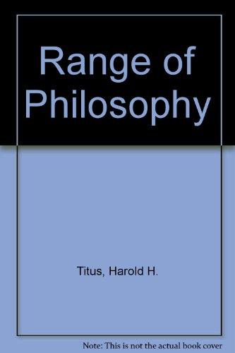 Range of Philosophy