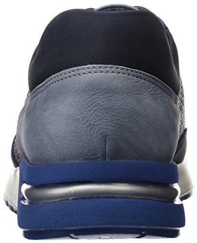 azul Cordones Oxford Para Zapatos 91304 De Callaghan Hombre Azul qw7AT8