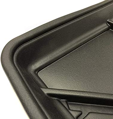 Amazon.es: Frog Alfombra Maletero Seat Ibiza 6L (2002-2008) | Rey Alfombrillas®