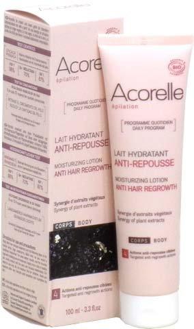 Anti Hair Regrowth Moisturising Body Lotion Acorelle