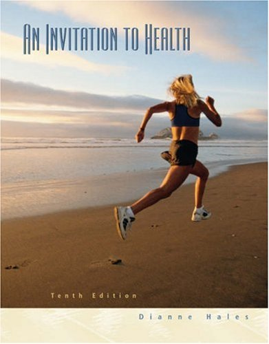 Invitation To Health  With Infotrac And Health  Fitness  And Wellness Internet Explorer