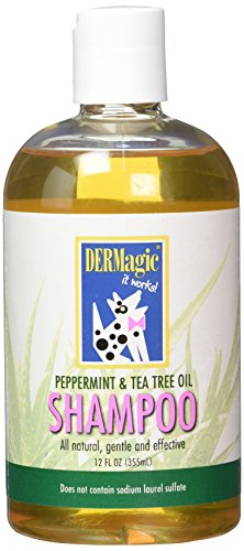 peppermint tea tree oil shampoo