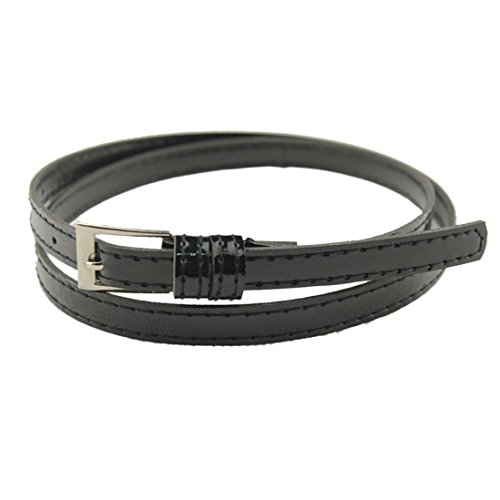 Outtop Womens Leather Waist Belt