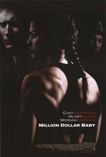 Million Dollar Baby 27 x 40 Movie Poster - Style A
