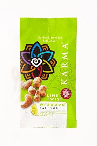 KARMA Premium Wrapped Natural Cashews