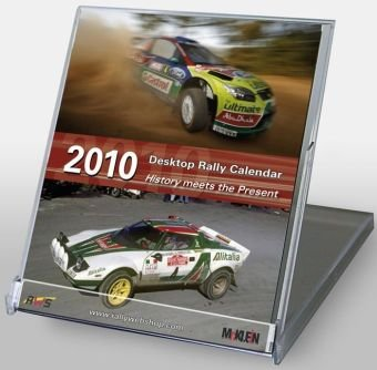 - 2010 Desktop Rally Calendar: History meets the Present