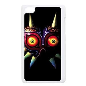 iPod Touch 4 Case White The Legend of Zelda Majora's Mask BNY_6941375