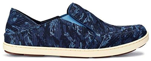 for sale very cheap OluKai Nohea Shoe Trench Blue/ Dive Camo buy cheap new arrival fYrfuPvIWb