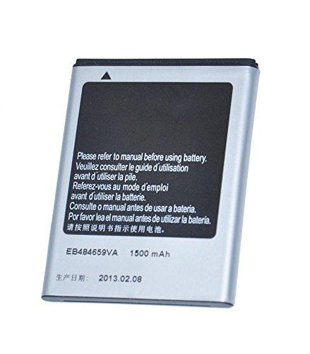 New BELTRON Replacement Battery for Samsung D600 M930 R730 T589 EXHIBIT 4G T679 T759 - EB484659VA / EB484659VU -1500 mAh