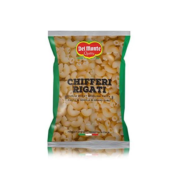 Del Monte Chifferi Rigati Pasta Pouch, 1000 g