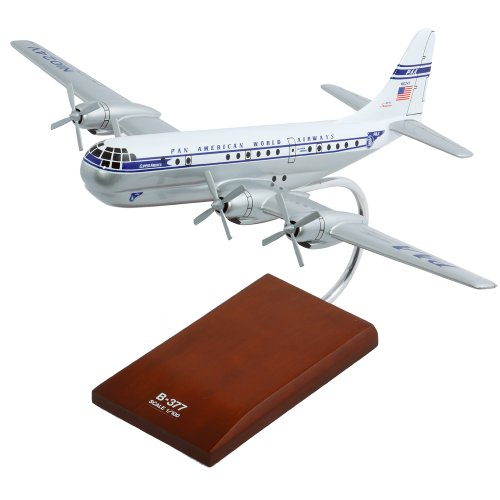 - Mastercraft Collection B-377 Stratocruiser PAA Scale: 1/100