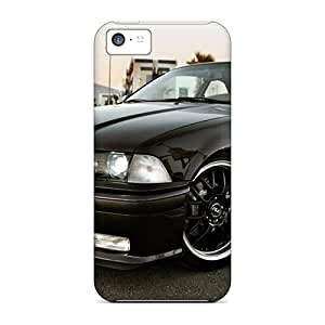 New FwW653cNLl Bmw M3 Skin Case Cover Shatterproof Case For Iphone 5c