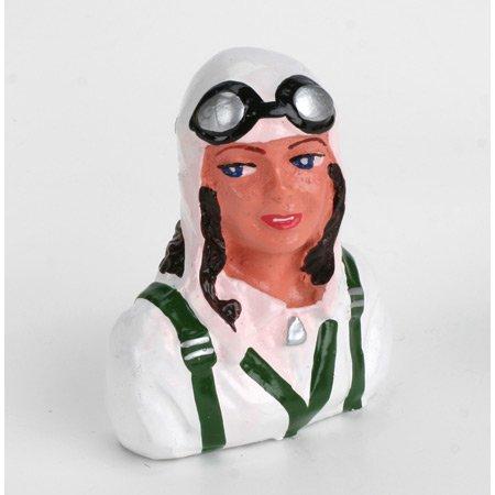 Hangar 9 1/9 Pilot, Meredith' with Helmet & Goggles