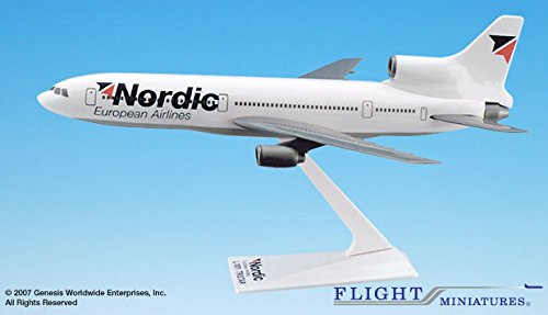 Flight Miniatures Nordic European Airlines Lockheed for sale  Delivered anywhere in USA