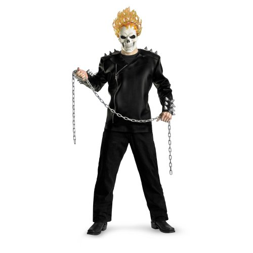 Ghost Rider Classic Deluxe Adult Costume - X-Large for $<!--$159.50-->