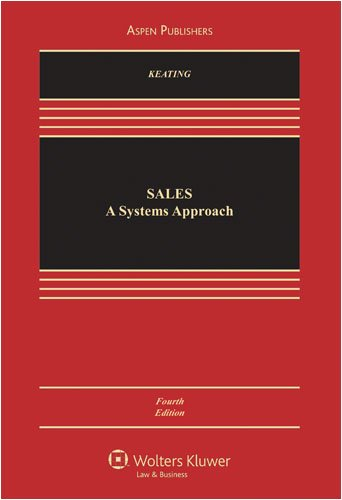 Sales: A Systems Approach