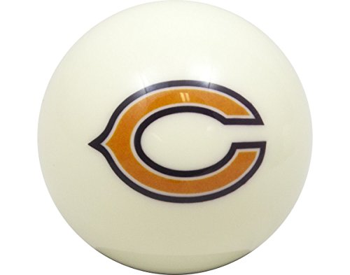 - Chicago Bears Billiard Pool Cue Ball