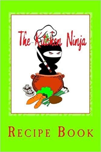 Book The Kitchen Ninja: Recipe Book by Steven School (2013-09-30)