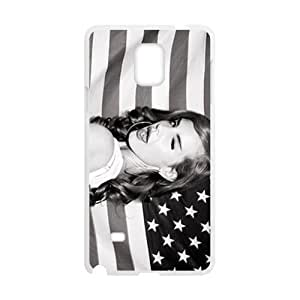 American Girl Fashion Comstom Plastic case cover For Samsung Galaxy Note4