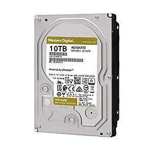 "WD Gold 10TB Enterprise Class Internal Hard Drive - 7200 RPM Class, SATA 6 Gb/s, 256 MB Cache, 3.5"" - WD102KRYZ"