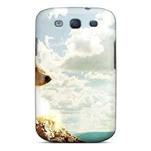HeKRo Case Cover For Galaxy S3 - Retailer Packaging Memories Of The Past Of Loyal Human Protective Case