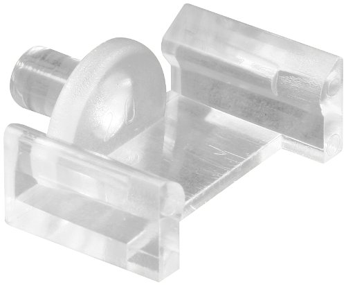 Prime-Line Products L 5839 Window Grid Retainer, 13/16 in., Plastic, Clear ()