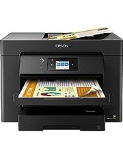 Epson Workforce WF-7830DTW 22ppm MFP inkjetprinter C11CH68403