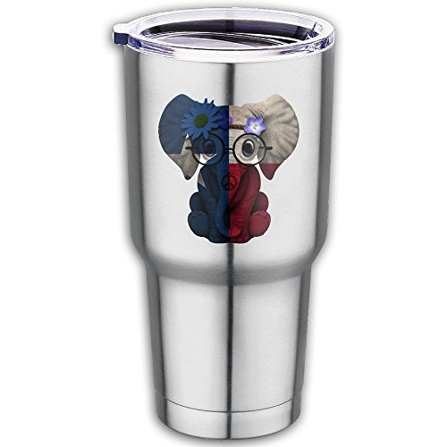 Texas Flag TX Stainless Steel Insulated Tumbler Mug Travel Cup