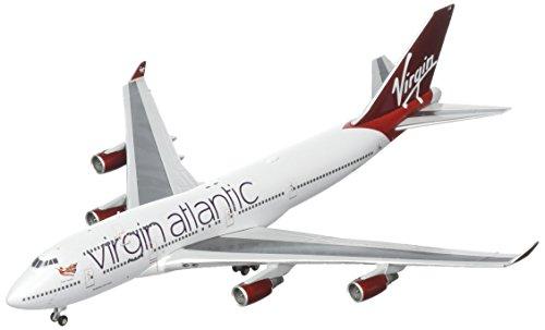 GeminiJets Virgin Atlantic 'Ruby Tuesday' B747-400 Airplane Model (1:400 Scale)
