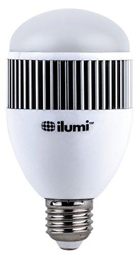 ilumi ML2101W A21 Color Tunable LED Smartbulb, Small, Arctic White